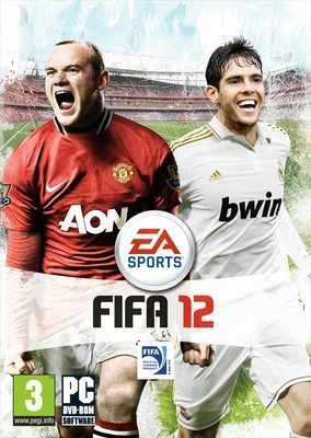 FIFA 12 2012 Soccer PC Game Import [DVD-ROM]