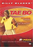 Billy Blanks' Tae Bo: Fat Blasting Cardio & Total Body Fat Blaster