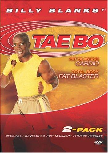 Billy Blanks' Tae Bo: Fat Blasting Cardio & Total Body Fat Blaster