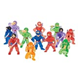 12 ct Assorted Ninja Toy Fig