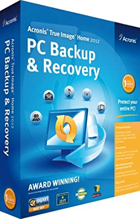Acronis True Image Home 2012:PC Backup and Recovery (PC)