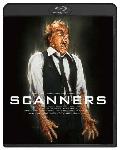 スキャナーズ リストア版 [Blu-ray]