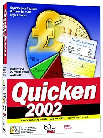Quicken 2002 Standard
