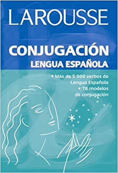 Amazon.com: Conjugacion Lengua Espanola (9789702213550): Editors of