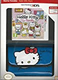 Cheapest Hello Kitty Happy Happy Family  Carrying Bag Pink on Nintendo 3DS