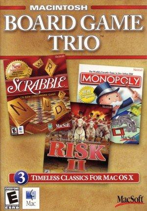 Macintosh Board Game Trio