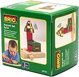 Brio - 33754 - Circuits de train en bois - Signal à cloche magnétique