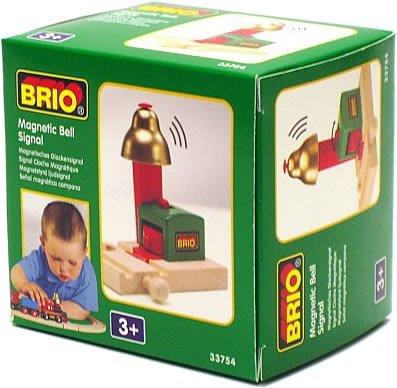 BRIO Rail Magnetic Bell Signal