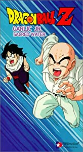 Dragonball Z - Garlic Jr: Sacred Water [VHS] by Funimation Prod