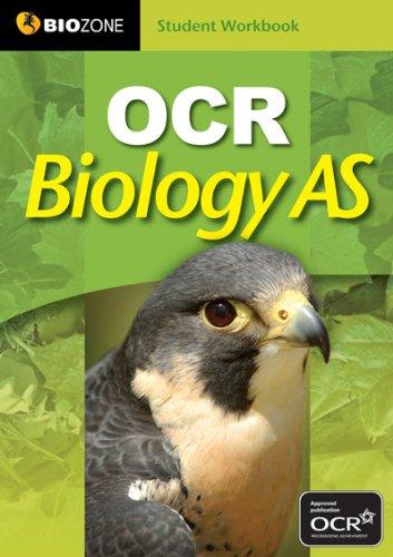 OCR Biology as 2012 Student Workbook