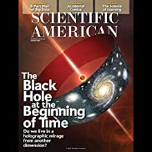 Scientific American, August 2014  by Scientific American Narrated by Mark Moran