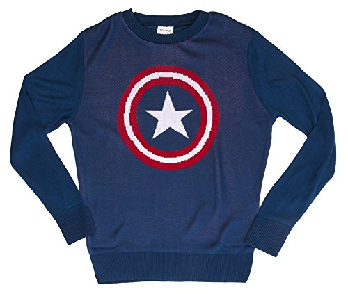 Marvel Captain America Knitted Sweater
