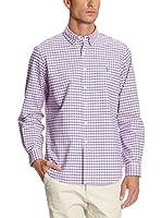 Polo Ralph Lauren Camisa Hombre Wovens Sport (Violeta)