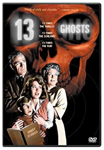 "Cover of ""13 Ghosts"""