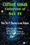 Clifford Simak Collection of Sci Fi;...