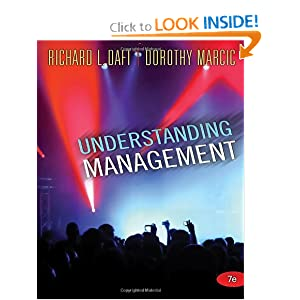 Understanding Management (Available Titles Coursemate)