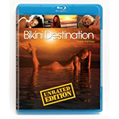 Bikini Destination - Triple Fantasy [Blu-ray]