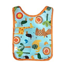 Satsuma Designs Art Smock, Jungle Animal