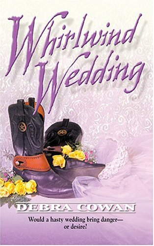 Whirlwind Wedding (Historical), DEBRA COWAN