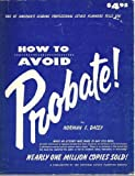 How to Avoid Probate P 130 (0517064286) by Crown