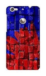 CimaCase Bricks Designer 3D Printed Case Cover For LeTV Le 1S