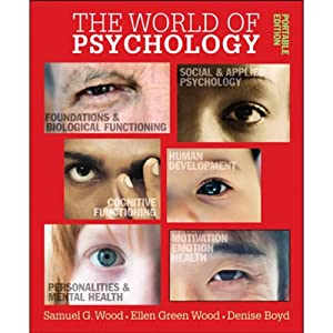 VangoNotes for The World of Psychology: Portable Edition, 1/e | [Samuel Wood, Ellen Green Wood, Denise Boyd]