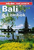 img - for Lonely Planet Bali & Lombok: Travel Survival Kit (Lonely Planet Bali and Lombok) book / textbook / text book