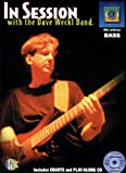 In Session with the Dave Weckl Band - Bass (Book & CD)