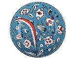 Creative Tops V&A Iznik Pomegranate Fine China Side Plate, Multi-Colour
