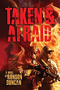 Taken & Afraid by Ronson Duncan ebook deal
