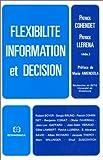 img - for Flexibilite, information et decision: Recherches du BETA, Universite de Strasbourg (French Edition) book / textbook / text book