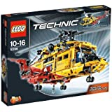 LEGO Technic Helicopter 9396