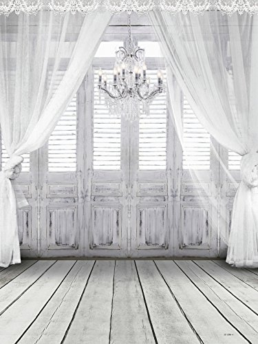 200CM150CM-Photography-Backdrop-Fundo-White-Chandelier-Doors-3D-Baby-Photography-Backdrop-Background-LK-2086