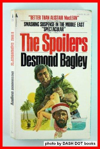 The Spoilers, Desmond Bagley