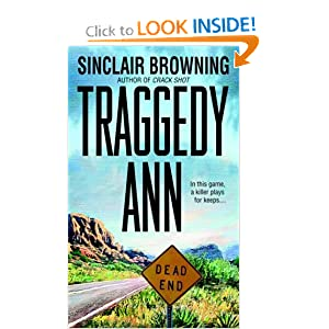 Traggedy Ann (Dell Mystery) Sinclair Browning