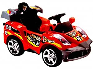 Amazon.com: Mini Motos 6V Battery Powered Car Color: Red: Toys & Games
