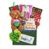 California Delicious Birthday Bear Care Package