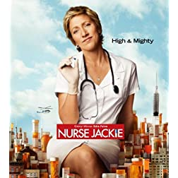 Nurse Jackie: Season Three [Blu-ray]