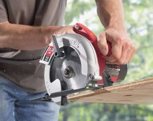 Image of Skil 5480-01 13 Amp 7-1/4-Inch Circular Saw Kit