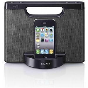 Sony RDP-M5IPB Attive Minispeaker