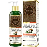 #9: Morpheme Remedies Pure Organic Virgin Coconut Oil (ColdPressed) For Hair, Body, Skin Care, Massage - 120ml