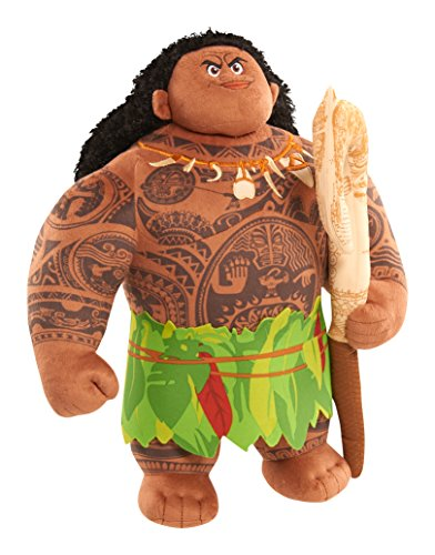 Moana Talking Maui Plush