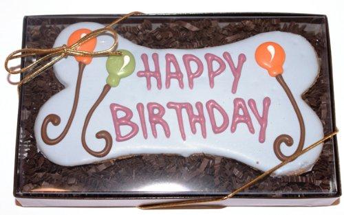 Happy Birthday Bone 6 with / Gift B