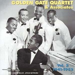 Golden Gate Quartet & Associates (1941-1952) /Vol.2