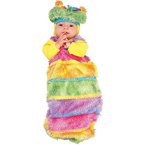 Wiggly Worm Newborn Costume