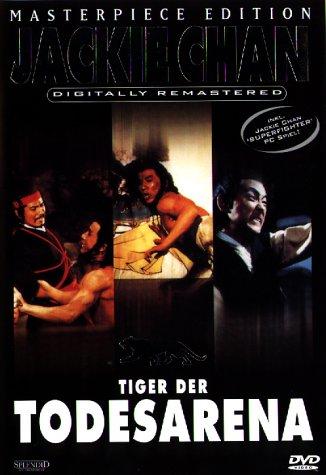 Tiger der Todesarena (Masterpiece-Edition)