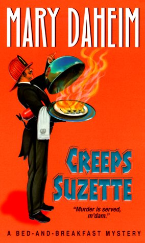 Image for Creeps Suzette (Bed-And-Breakfast Mysteries (Paperback))