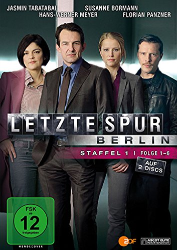 Letzte Spur Berlin - Staffel 1 (Folgen 1-6) [2 DVDs] hier kaufen