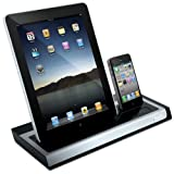 i.Sound ISOUND-4531 Power View Pro Charging Dock for iPad/iPad 2, iPhones and iPods
