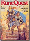 Avalon Hill Runequest 3rd Deluxe Edition (Bookcase Game)